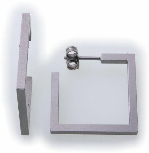 Ohhringe Stecker Titan KN2028