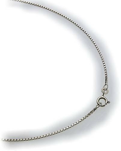Collierkette Venezia in Gold 333 Veneziakette 40cm Gelbgold Unisex Qualität