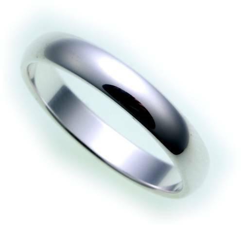 Damen Ring echt Silber 925 hochglanzpoliert Sterlingsilber Qualität